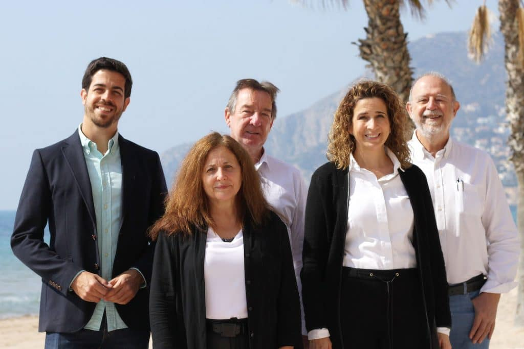 Search and Survey Spain Team